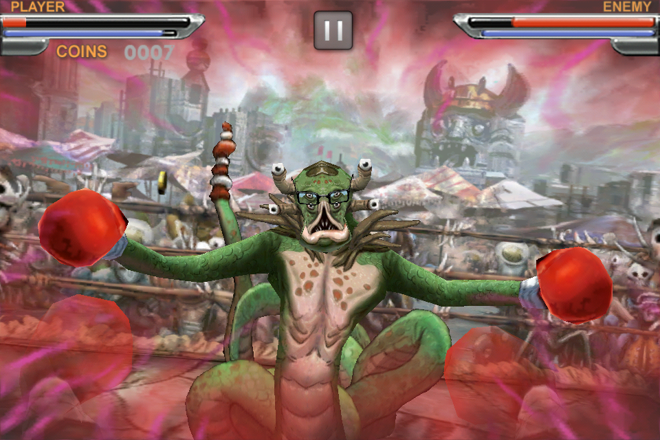 Screenshot Beast Boxing 3D