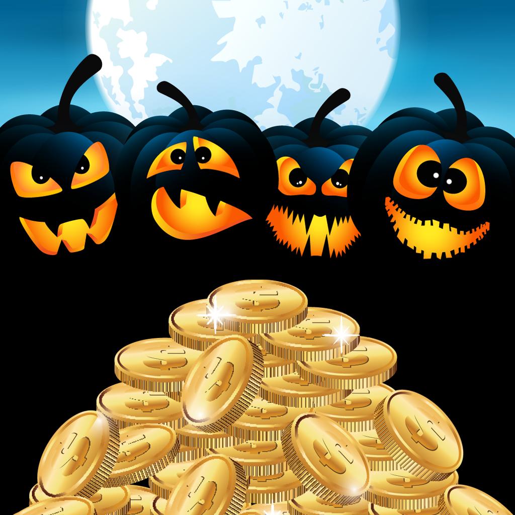 Absolute Halloween Scratch off - Real Fun Scratchers Lottery Tickets