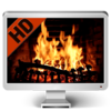 Voros Innovation - Fireplace live HD free artwork