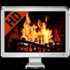 Voros Innovation - Fireplace live HD free artwork